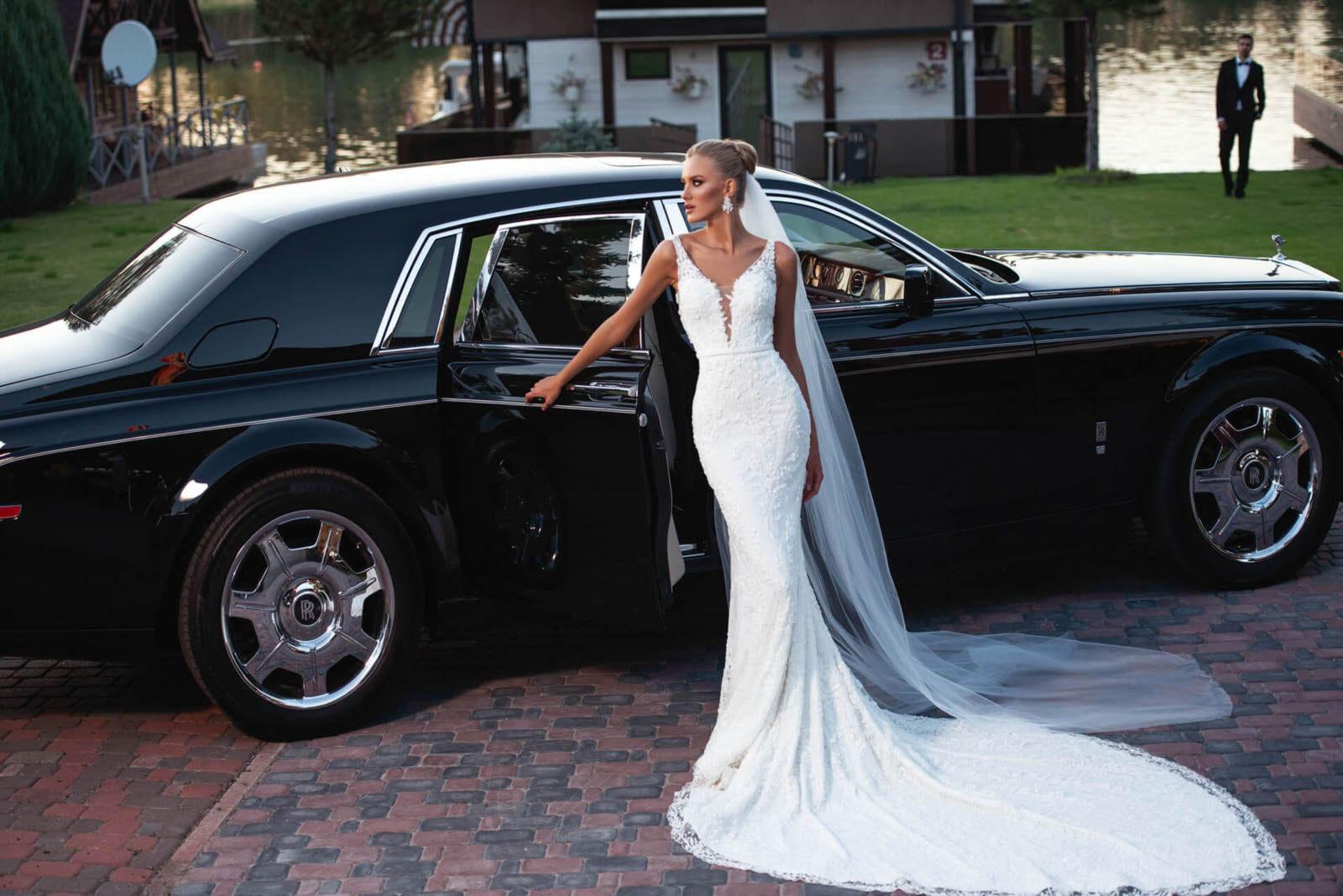 аренда rolls royce на свадьбу