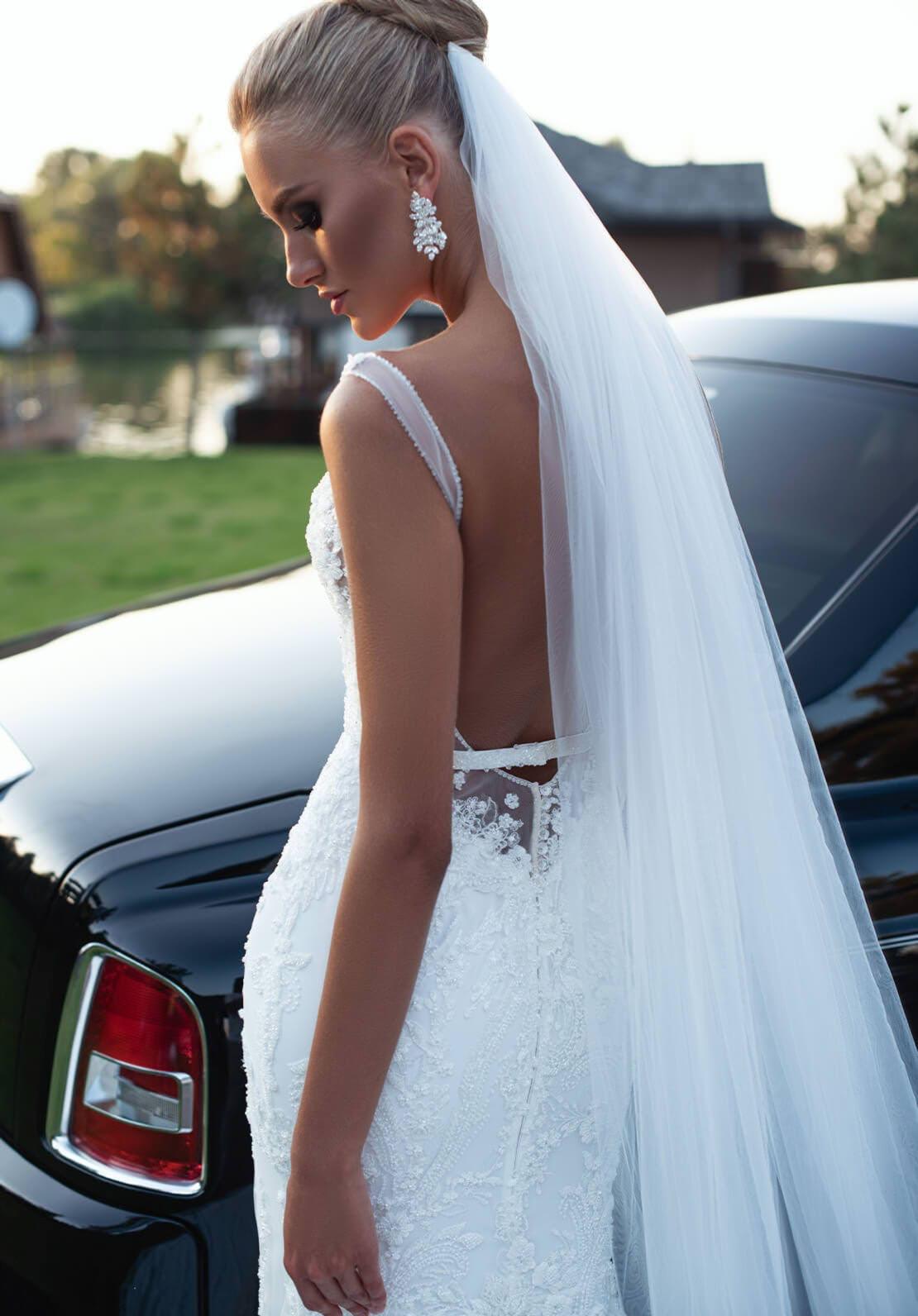 Аренда роскошных свадебных авто в Киеве