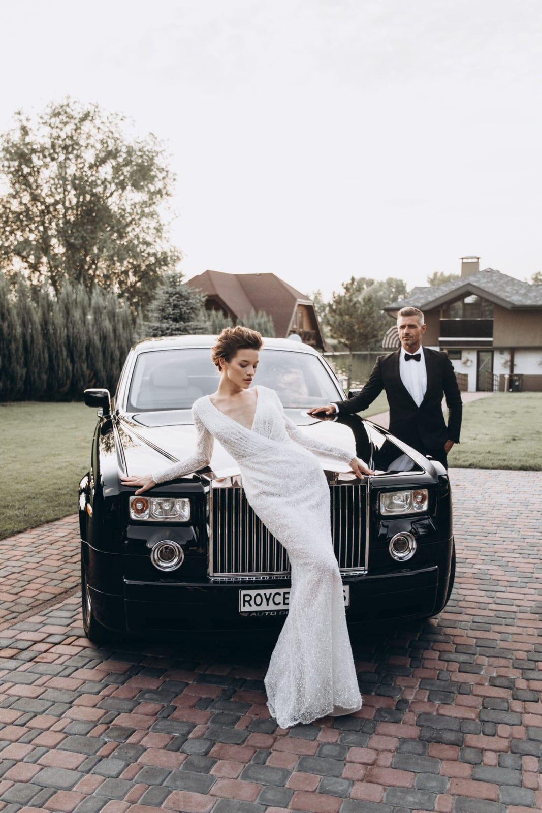 прокат Rolls Royce Phantom с водителем