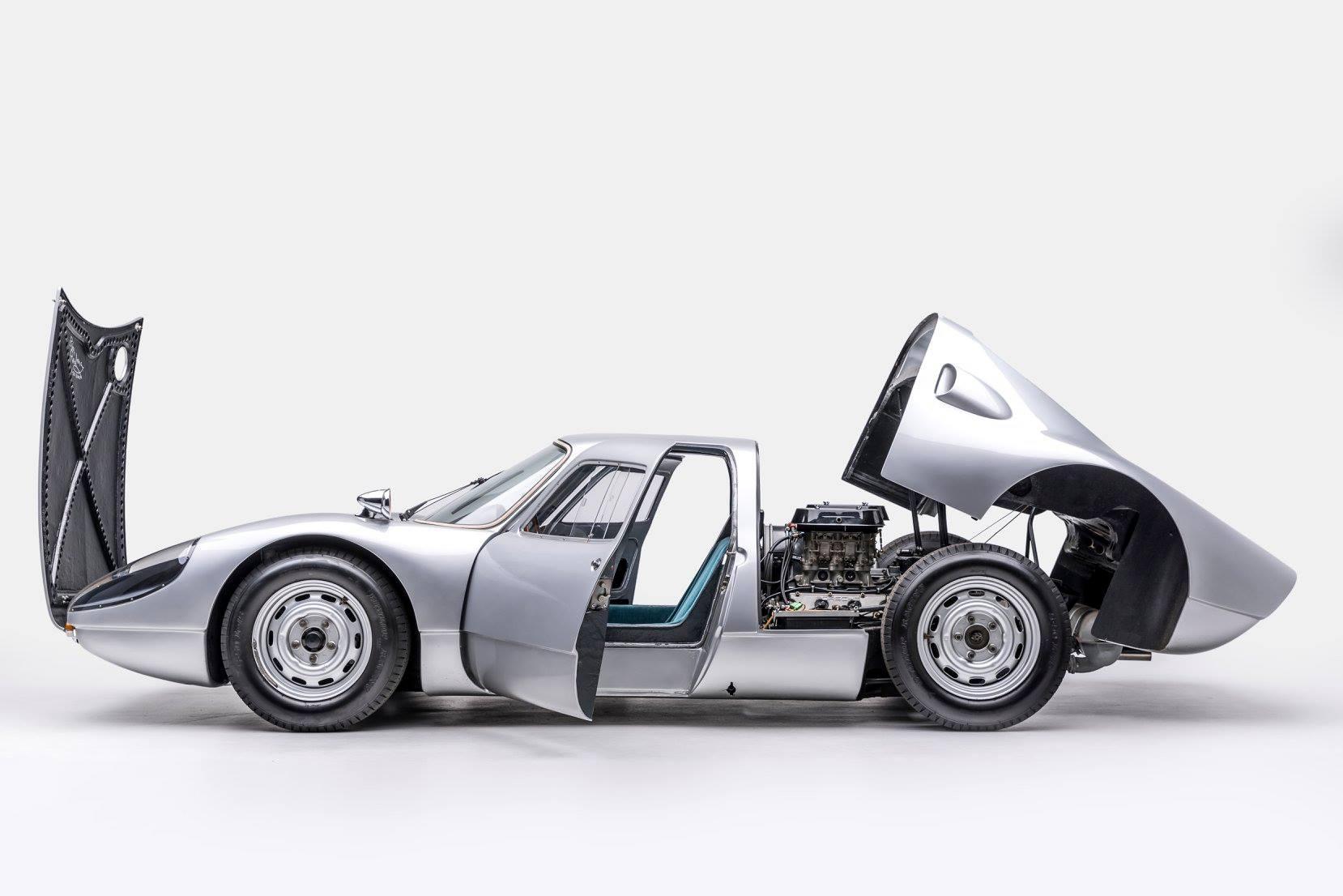 Porsche 904 GTS 1964 года